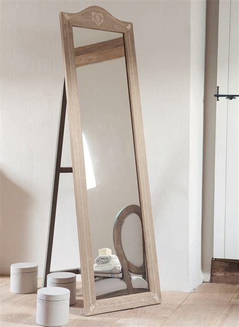 mirroir chambre grand miroir sur pied de chambre psych 233 camille photo 4