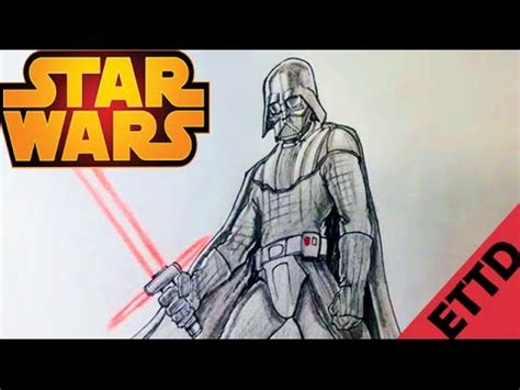 Easy Things To Draw From Wars by How To Draw Darth Vader From Wars Easy Things To