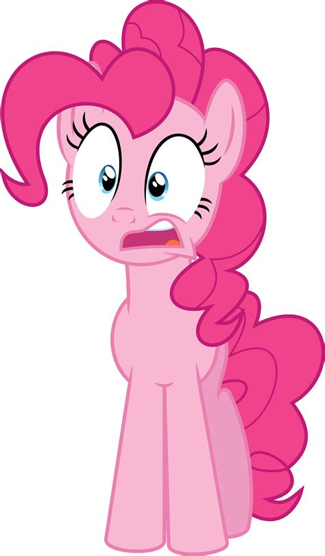Gallery For > Pinkie Pie Shocked