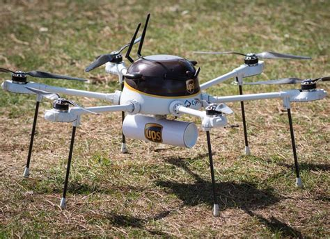 Drone Cyphy uas magazine the news on unmanned aerial systems ups tests drone delivery to island