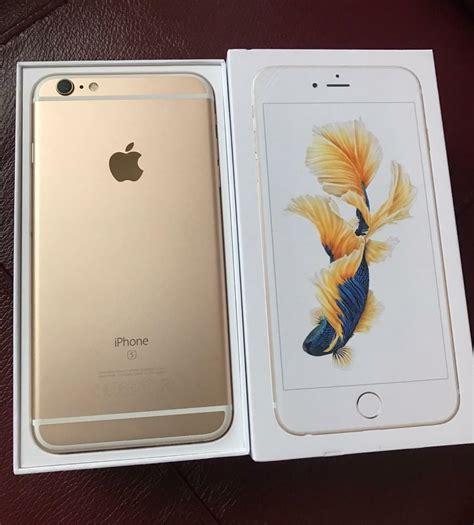 iphone   gold gb  ee warenty  february   walsall west midlands gumtree