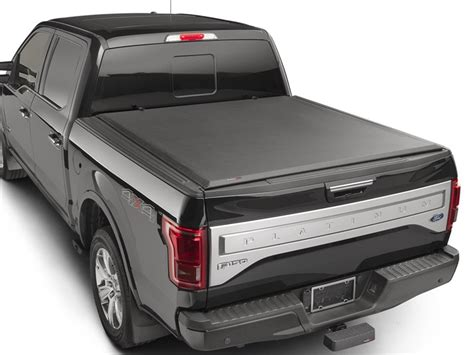 Up Mattress For Truck Bed by Weathertech Roll Up Truck Bed Cover 2015 2017 F150