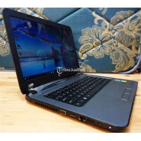 Ram Laptop Jakarta laptop hp 14 r202tx i5 black second ram 4gb harga murah jakarta dijual tribun jualbeli