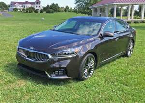 2017 kia cadenza sxl limited review an upwardly mobile