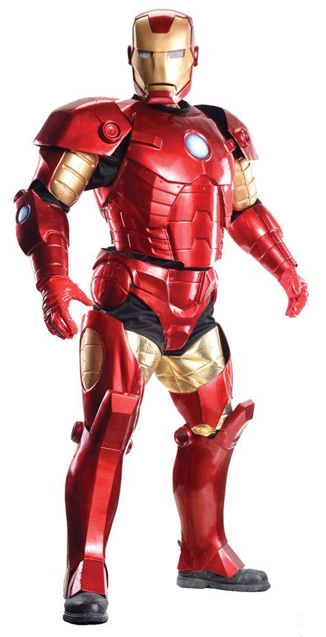 iron man supreme edition adult costume