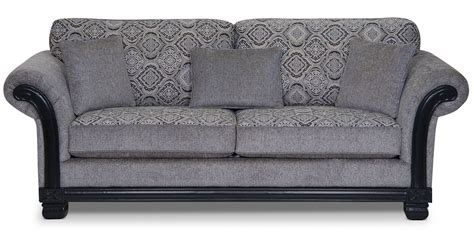 the brick sectional couches hazel chenille sofa grey the brick