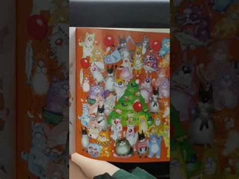 The Twelve Cats Of Christmas Read By Lily Davis Youtube
