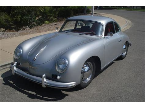 Porsche 356 For Sale Usa used 1957 porsche 356 for sale 861 fifth ave san diego