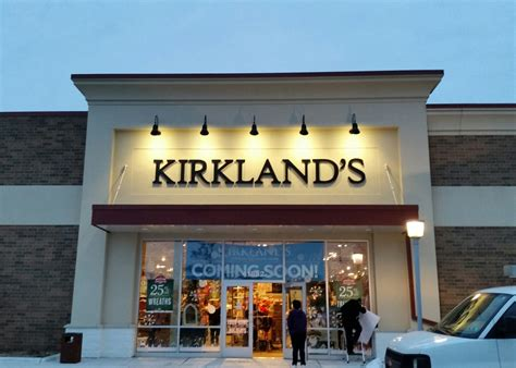 kirkland s store interior general contracting services interior tenant finish