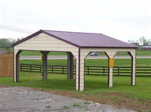 Carports And Shelters Carport Packages Ga Carports Metal Steel