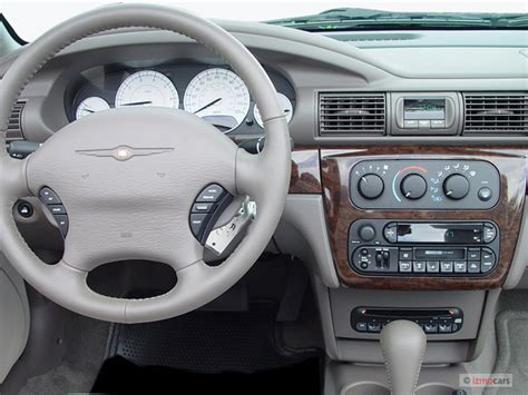 all car manuals free 2005 chrysler sebring instrument cluster 2005 chrysler sebring convertible pictures photos gallery green car reports