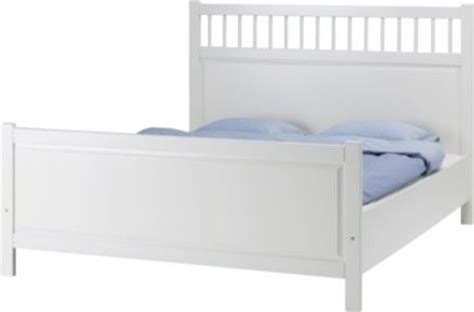hemnes bed frame white scandinavian beds by ikea