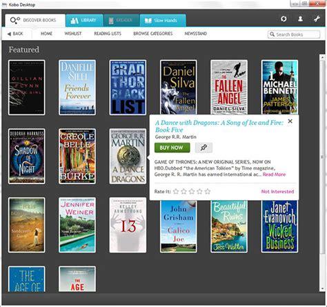 libreria kobo kobo desktop l applicazione kobo per il tuo pc