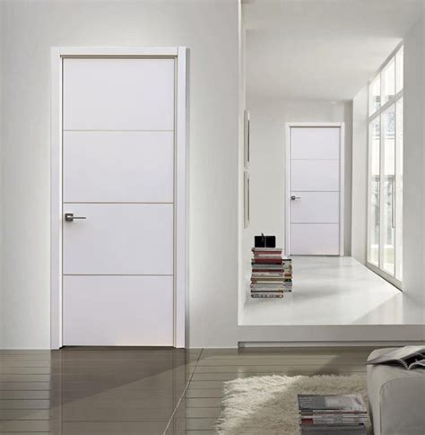 modern contemporary interior doors quot milan quot contemporary interior door white gloss laminate w