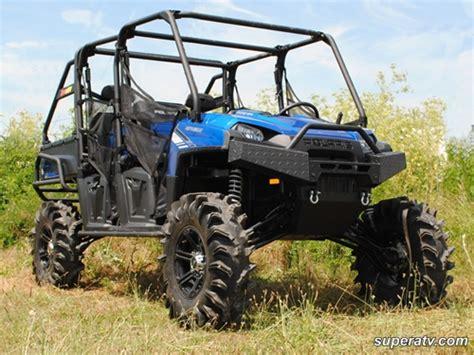super atv ranger xp crew   lift kit