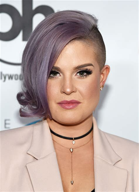 Kelly Osbourne Head Pooped On By Bat   SEE PHOTO