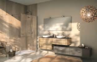 indogate meuble salle de bain bois brut