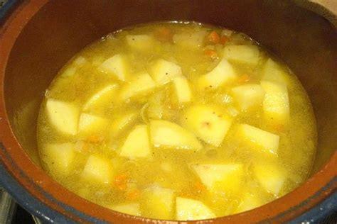 conservar patatas cortadas foros patatas con setas y almejas
