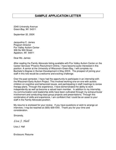 example of a formal letter for application granitestateartsmarket com
