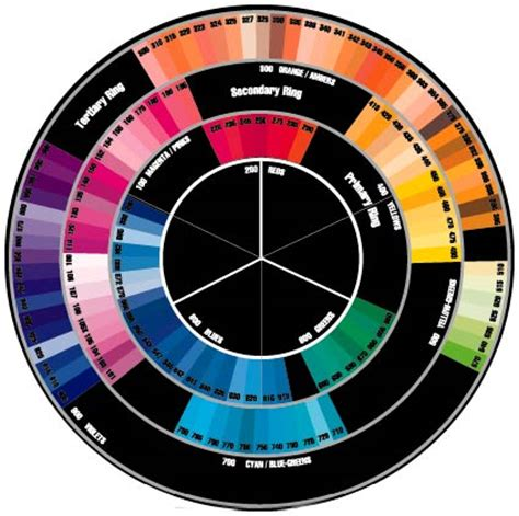 complementary color finder gam lighting equipment for architectural specialty