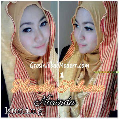 Sabrina Mukena 1 jilbab hoodie bolak balik sabrina by narinda no 1 kuning