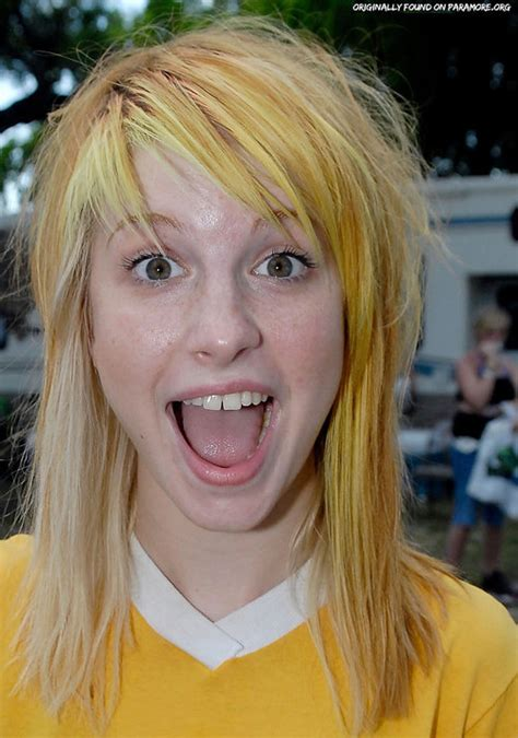 hayley williams natural hair color trends hairstyles hayley williams hair