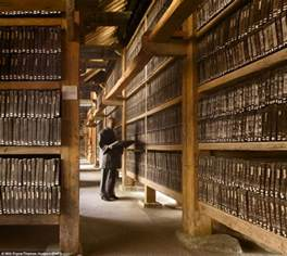 The Library Shhh World S Most Stunning Libraries Captured In New Book
