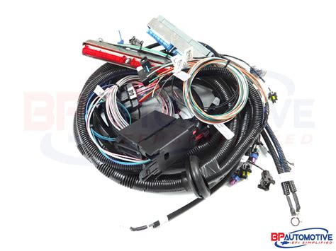 diy standalone harness ls 68 camaro ls1 wire harness
