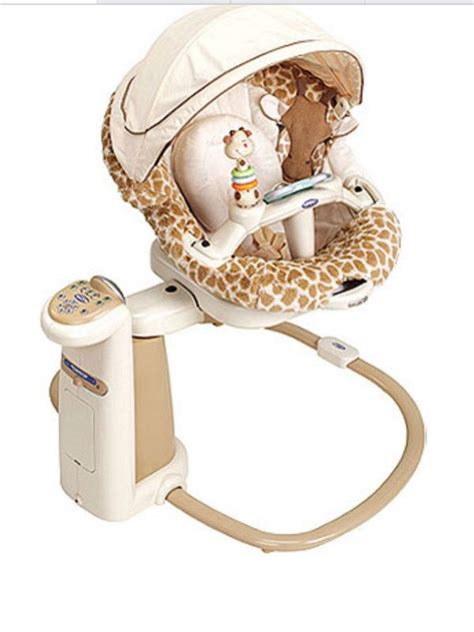 soothing swing graco sweetpeace newborn soothing swing center snuggly