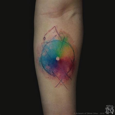 chromatic circle tattoo best tattoo ideas gallery