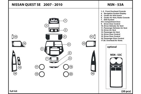free download parts manuals 2007 nissan sentra instrument cluster service manual 2007 nissan quest dash removal diagram 2004 nissan titan crew cab oem parts