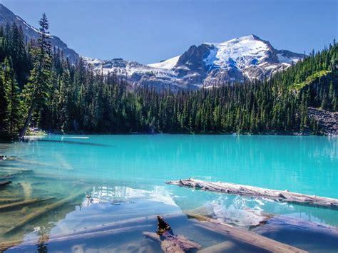 joffre lakes provincial park pemberton british columbia canada  wallpapers high resolution