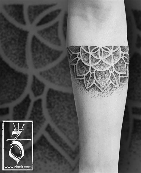 geometric tattoo artist near me martin tattooer zincik czech tattoo artist half mandala