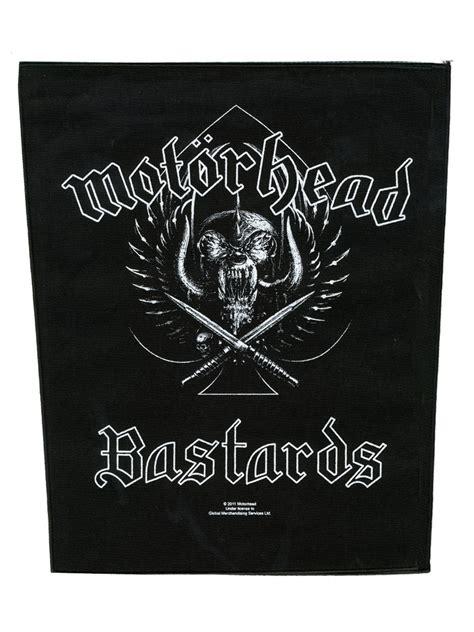 Backpatch Nirvana motorhead bastards backpatch ebay