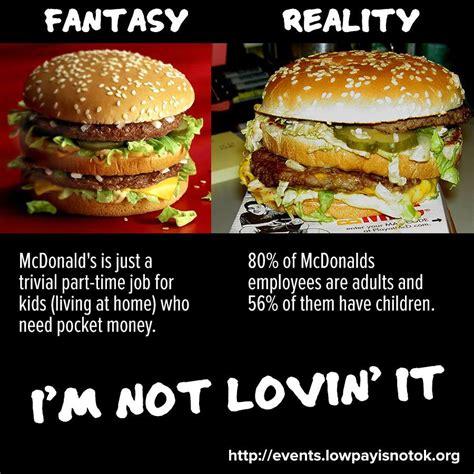 Mcdonalds Meme - mcdonalds minimum wage meme the progressive cynic