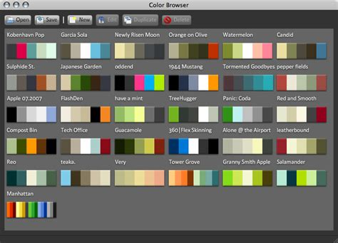 pattern finder app 18 adobe air apps for designers sitepoint