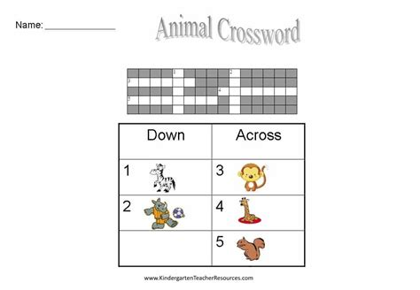 easy crossword puzzles in tamil puzzles for kindergarten worksheets picture puzzle under