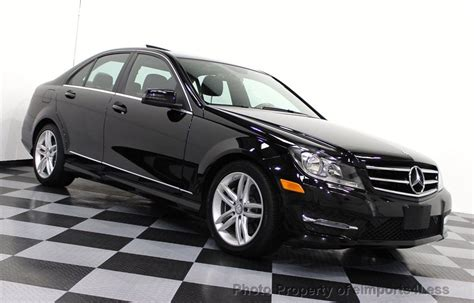 Mercedes C300 4matic by 2014 Used Mercedes C Class Certified C300 4matic