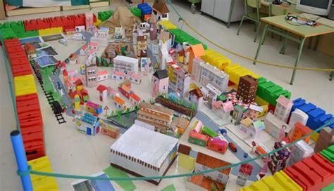 maquetas de ciudades con material de reciclaje como hacer maquetas maquetas de ciudades msquetas