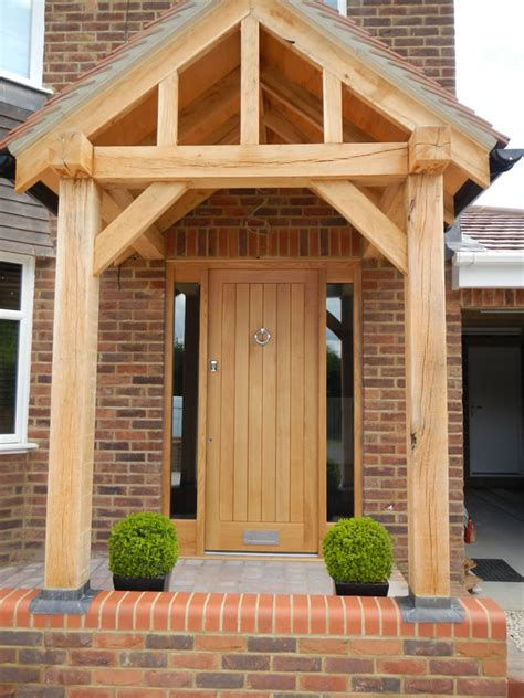 Solid Oak Front Doors Timber Composite Doors In High Wycombe Kirkman Joinery