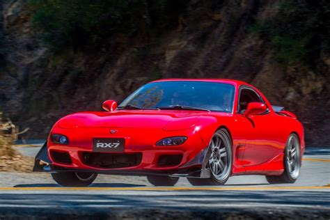 Sharp Hp get a load of this sharp 400 hp modified mazda rx7