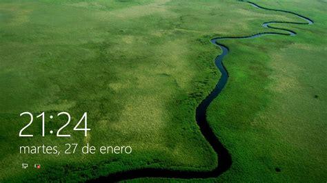 imagenes inicio sesion windows 10 nueva pantalla de inicio de sesi 243 n en windows 10 youtube