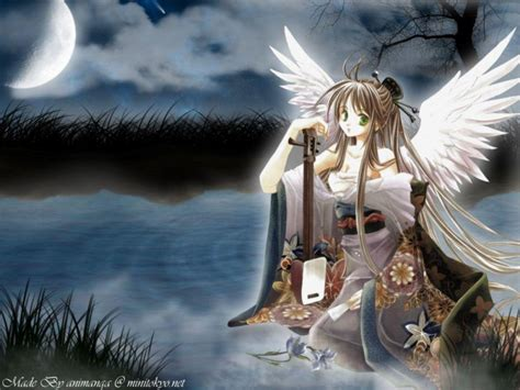 wallpaper anime angel anime angels wallpapers wallpaper cave