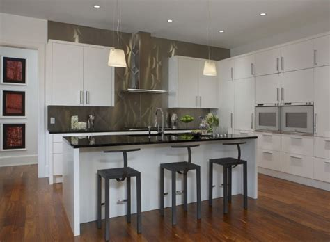 kitchens with stainless steel backsplash how to the most of stainless steel backsplashes