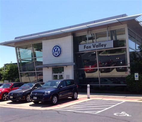 fox valley volkswagen st charles il  car dealership  auto financing autotrader
