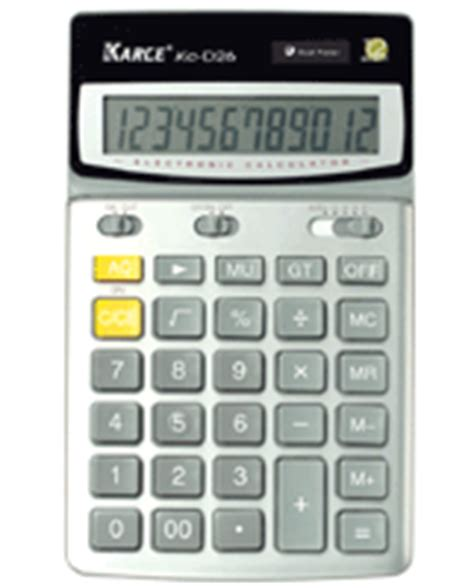Citizen Calculator Sdc 640 supplier stationery alat tulis kantor calculator