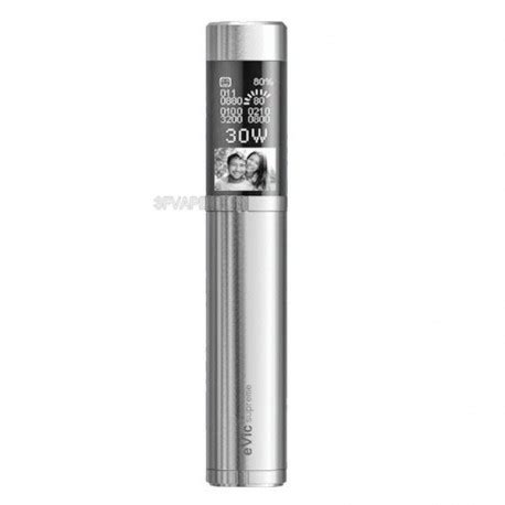 Joyetech Evic Supreme Variable Voltage Mods Authentic Joyetech Evic Supreme Kit Variable Voltage Wattage Mod Kit Silver 3 6v 2 30w Eu