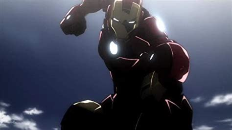 iron man rise technovore video