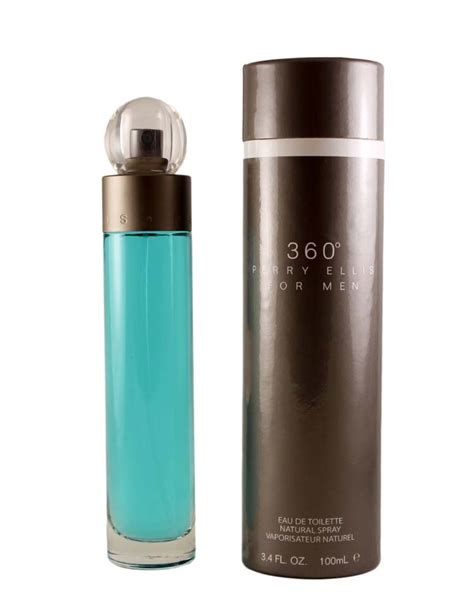 Perry Ellis 360 For perry ellis 360 cologne aftershave pour 3 4 oz 100 ml
