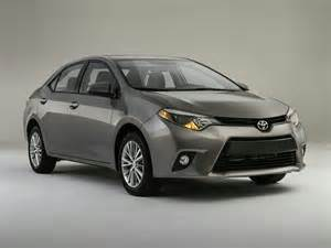 2015 Toyota L 2015 Toyota Corolla Price Photos Reviews Features